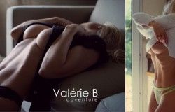 Modelka Valérie B