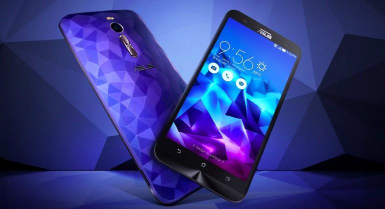 Asus ZenFone 2 Deluxe specjalna edycja z 256 GB pamięci