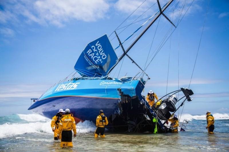 Volvo Ocean Race – Wypadek zespołu Vestas Wind