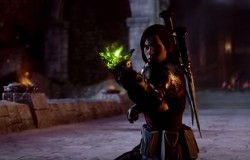Dragon Age Inquisition Trespasser zwiastun gry