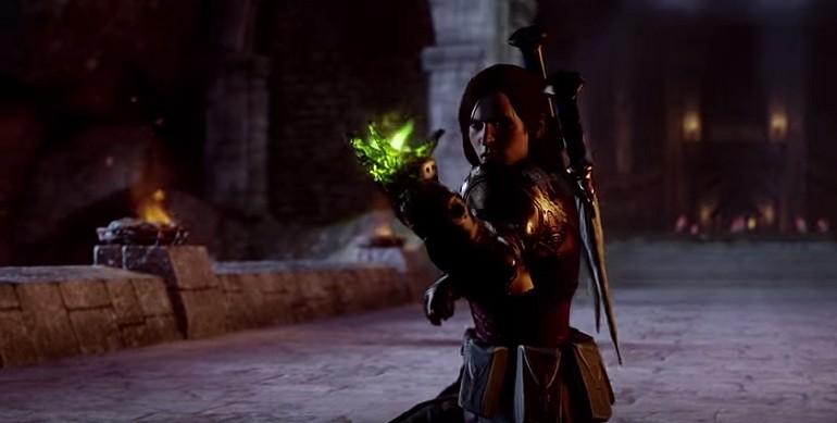 Dragon Age Inquisition Trespasser zwiastun gry