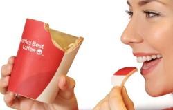 W KFC po wypiciu kawy będzie można zjeść kubek.