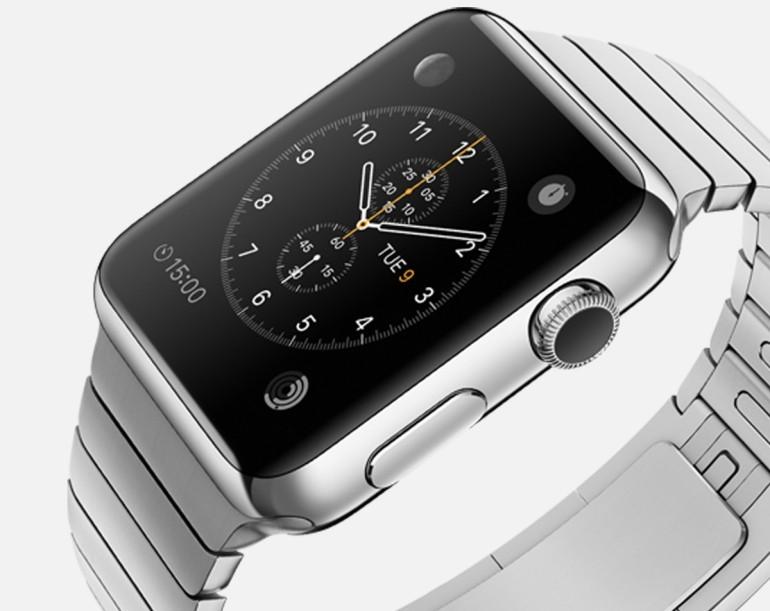 Apple Watch inteligentny zegarek. Nowy gadżet.