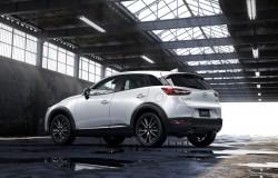 MAZDA CX-3 ciekawe auto i wspaniała stylistyka projektu KODO