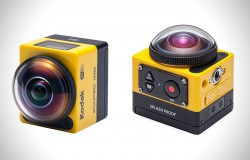 Kodak Pixpro SP360-4K 360 stopni 4K za 500$