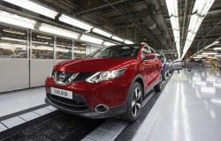 Nissan zbudował 500.000-go nowego Qashqai
