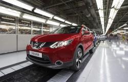 Nissan zbudował 500.000-go nowego Qashqai