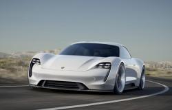 Porsche E Concept dużym rywalem dla Tesla