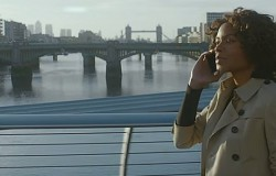 Telefon najnowszego Jamesa Bonda Sony Xperia Z5.