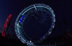 Nowy Jaguar F-Pace ustanawia rekord świata przejazdu przez największą pętle 360 stopni.