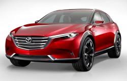 Mazda Koeru nowa koncepcja crossovera