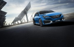 Peugeot 308 R Hybrid i nowa agresywna linia auta