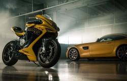 MV Agusta i Mercedes-AMG wspólnie stworzyli F3 800