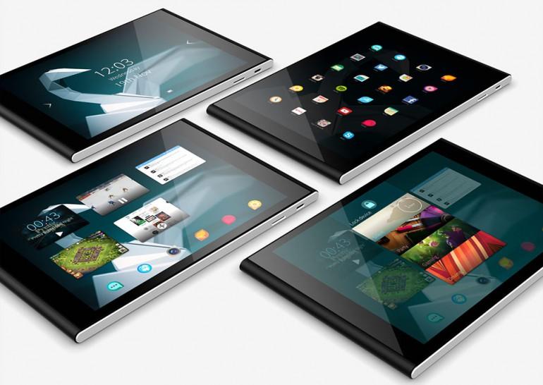 Jolla Tablet startuje z wysyłką pierwszych urządzeń