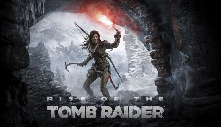 Rise Of The Tomb Raider zapowiedź premiery gry  (wideo)