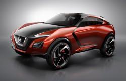 Nissan Gripz – fantastyczny crossover debiutuje we Frankfurcie