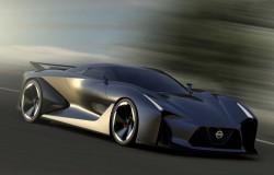 Nissan przedstawia bestię 2020 Vision Gran Turismo
