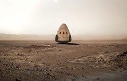 W Las Vegas obstawiają zakłady że SpaceX będzie na Marsie przed NASA