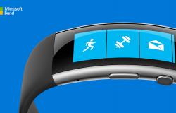 Microsoft Band kolejna elektroniczna opaska na rękę