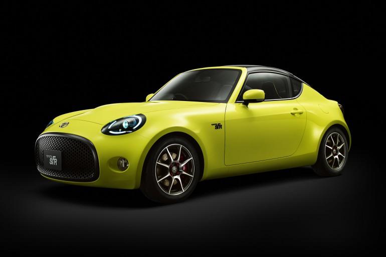 Toyota S-FR wraca do produkcji sportowych samochodów