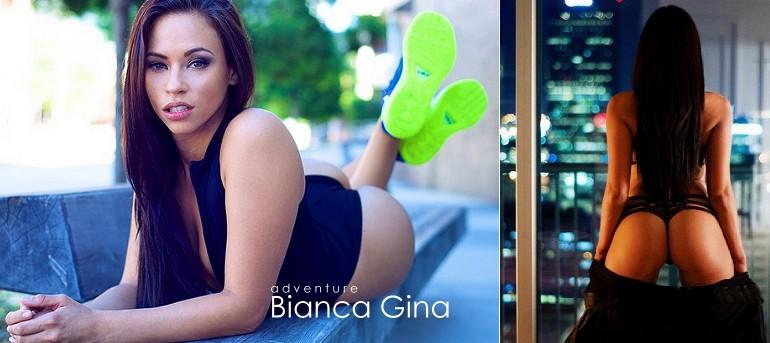 Bianca Gina i tajemnicze spojrzenie