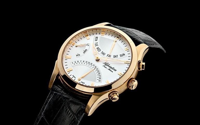 Fantastyczny szwajcarski zegarek w przystępnej cenie - Adriatica