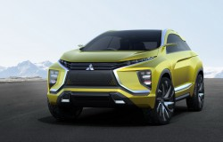 Mitsubishi eX nowy crossover
