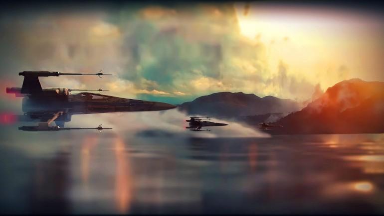 Zwiastun Gwiezdnych wojen - Przebudzenia Mocy