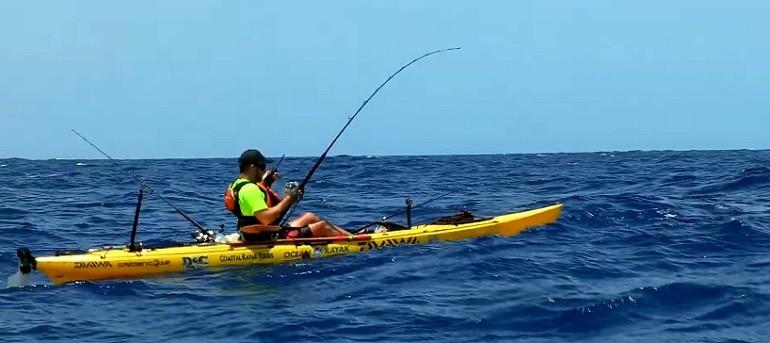 Wędkarstwo nie zawsze jest uspokajającym hobby