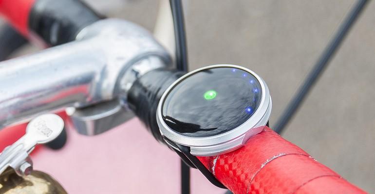 Haize kompas nowej generacji dla rowerzystów miejskich
