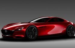 Nowa Mazda RX-Vision model koncepcyjny