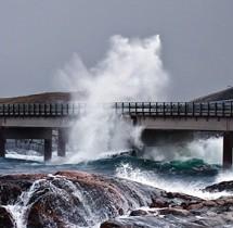 Norwegia - jedna z najniebezpieczniejszych dróg