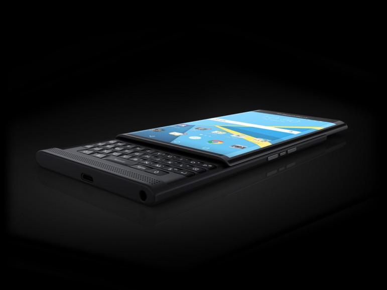 BlackBerry Priv takiego telefonu nikt się nie spodziewał