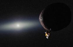 New Horizons zmierza do Pasa Kuipera