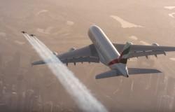 Jetman Dubai ścigają się z A380