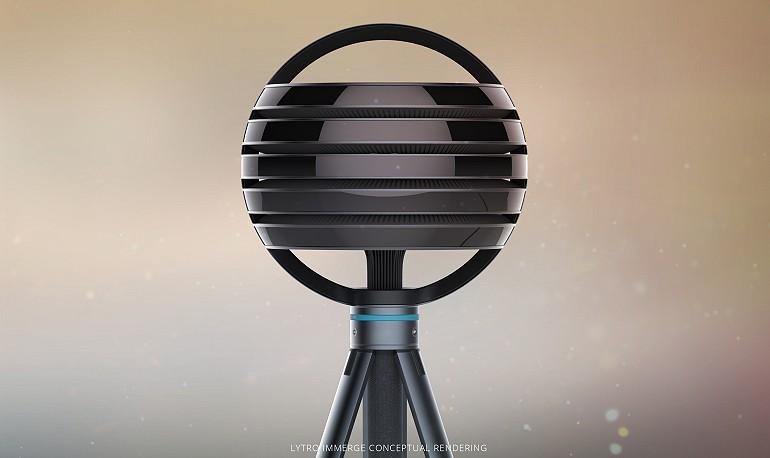 Lytro Immerge kamera 360 stopni