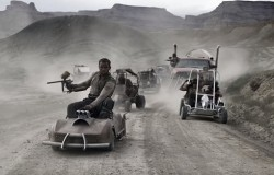 Paintball wzorowany na filmie Mad Maxa