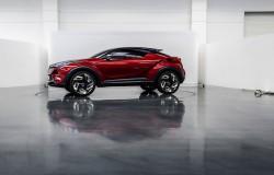 Scion C-HR ciekawa koncepcja Toyoty