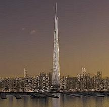 Jeddah Tower będzie najwyższy ze wszystkich wieżowców