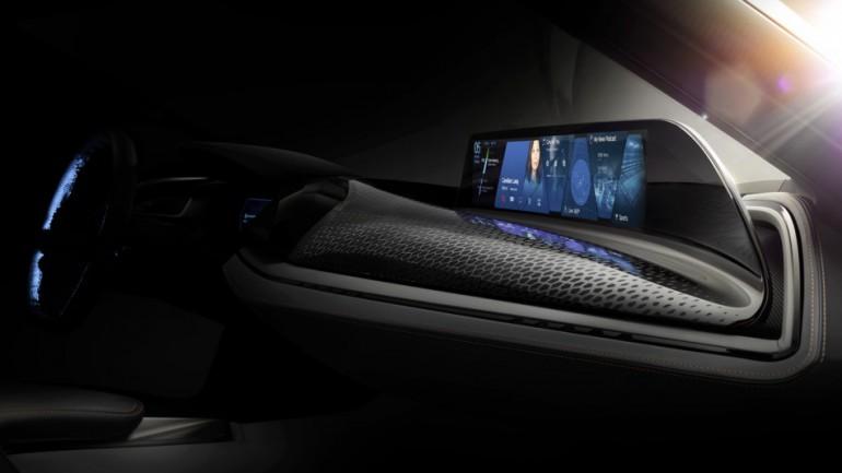 BMW i nowy trend AirTouch - system sterowania gestami