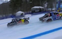 Red Bull Frozen Rush 2016 najciekawsze momenty