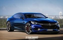 Koncepcyjnego Buicka tworzy nowy obraz Opla Calibra