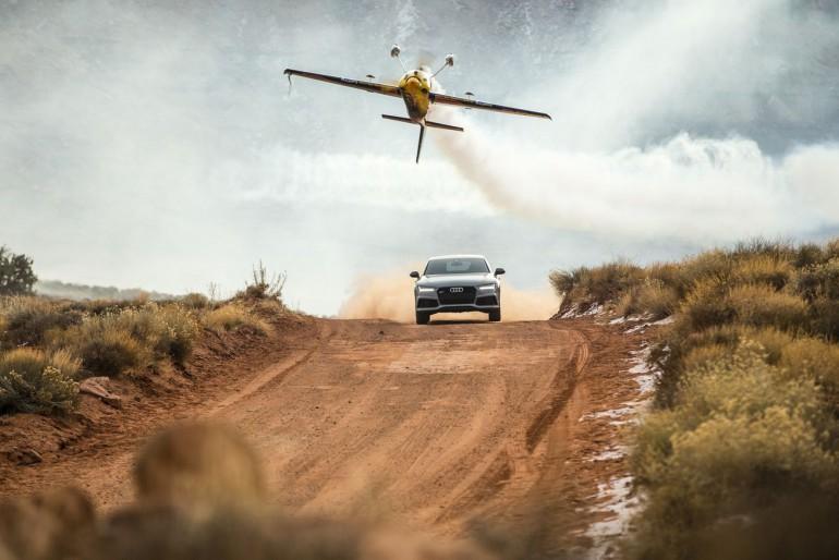 Extremalne dyscypliny lotnicze w jednym filmie