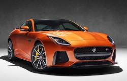 Jaguar F-Type SVR zdjęcia i wideo