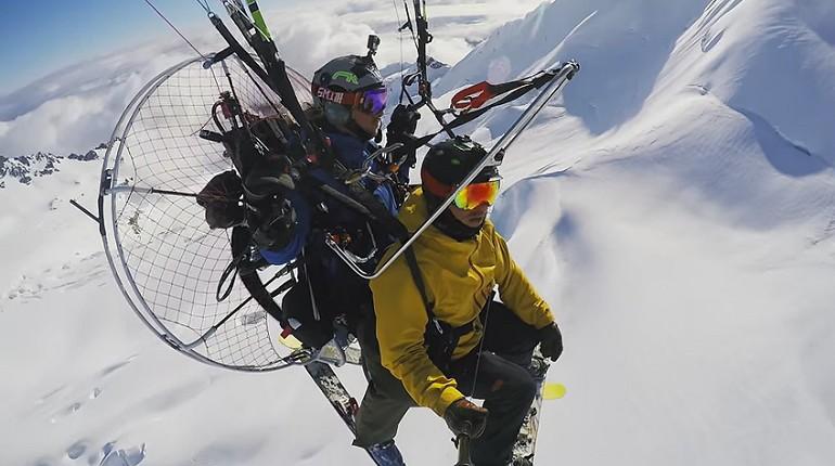 Nowy sposób na dotarcie do dziewiczych szczytów Alaski