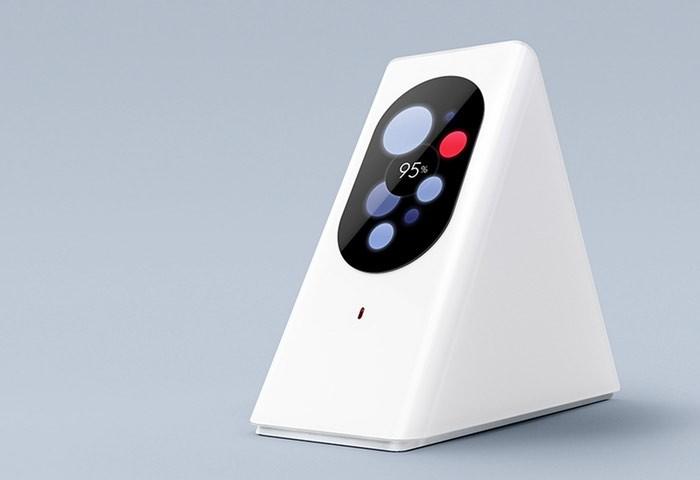 Starry router Wi-Fi z ekranem połączeń - ciekawy