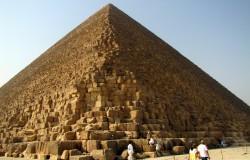 Wspinaczka na szczyt Wielkiej Piramidy w Gizie
