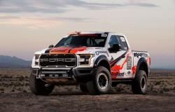Nowy Ford F-150 Raptor gotowy do pustynnych wyścigów