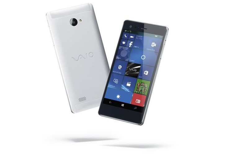 Nowy Sony VAIO Phone Biz z Windows