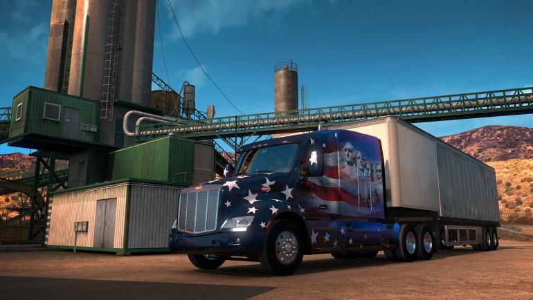 Premiera gry American Truck Simulator